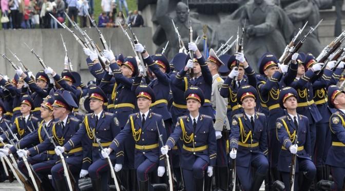 Мэрия Киева отменила военный парад в День Победы