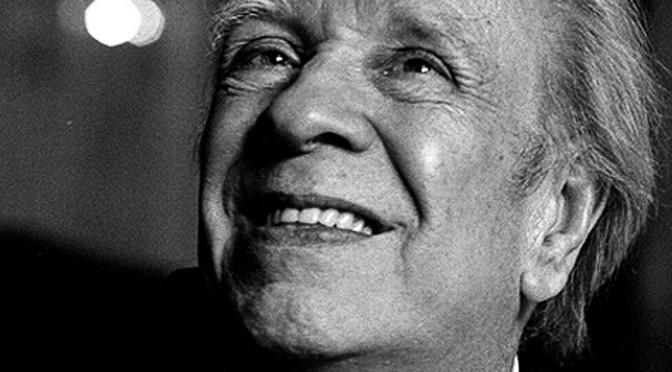 Хорхе Луис Борхес после наступившей слепоты: автопортрет
