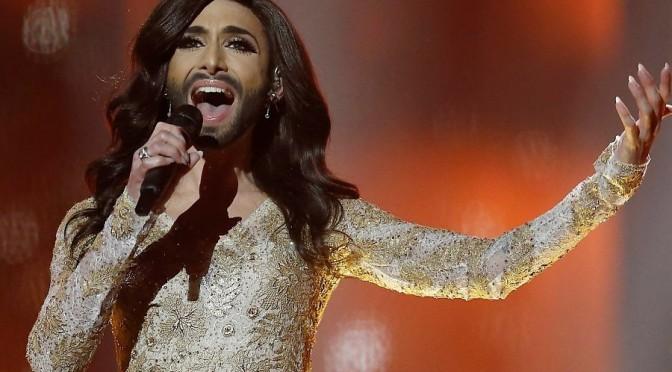 Победителем «Евровидения 2014» стал трансвестит из Австрии