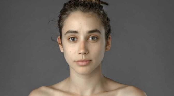 Что произойдет, если фотография одной женщины попадет в руки ретушёров разных стран?