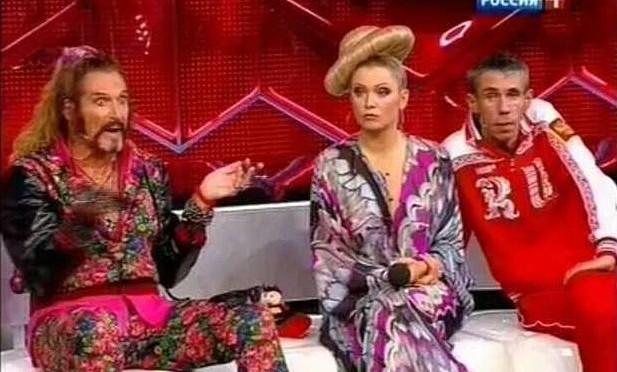 Телевидение России 2014: кто эти люди?
