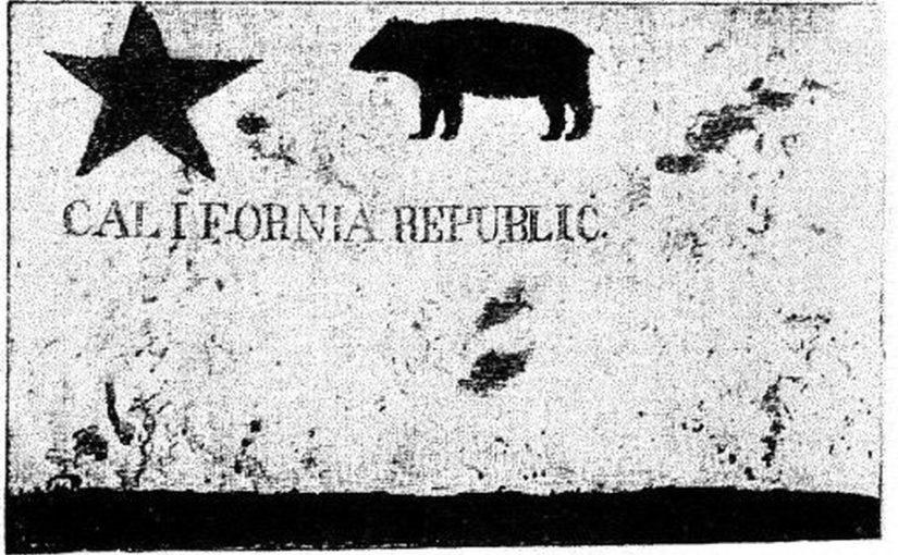 Исторически неточный пересказ интересных событий вокруг штата Калифорния